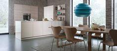 ORLANDO | LUNA › Schichtstoff › Modern Style › Küchen › Küchen | Marken-Einbauküchen der LEICHT Küchen AG