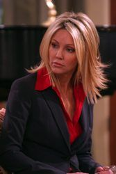 Heather Locklear's haircut