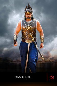Bahubali is an upcoming Telugu Movie. Directed by SS Rajamouli and Music played by MM Keeravani. Prabhas and Anushka Shetty are in the Lead Role. Bollywood Actors, Bollywood News, Bollywood Celebrities, 2015 Movies, New Movies, Travis Fimmel, Bahubali Movie, Bahubali 2, Prabhas Actor