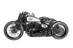 Strike Back with Sidecar | Custom Bikes from the Award Winning Shaw Speed & Custom