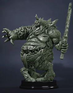 Ganadhar - Creature Caster