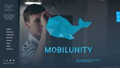 Mobilunity is a global growing provider of IT outsourcing solutions for business of any scale. Founded in 2010 with our  - Best Webdesign inspiration on www.niceoneilike.com Webdesign Inspiration, Cool Websites, Scale, Business, Weighing Scale, Store, Business Illustration, Stairway, Libra