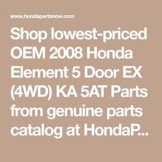Car Part Com Used Auto Parts Market Ellie The 2008 Honda Element