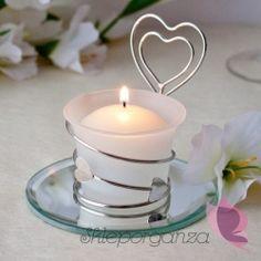 Świecznik serce Tea Lights, Candle Holders, Candles, Tea Light Candles, Porta Velas, Candy, Candle Sticks, Candlesticks, Candle