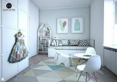 Pokój dziecka styl Skandynawski - zdjęcie od ELITE HOME - Pokój dziecka - Styl Skandynawski - ELITE HOME