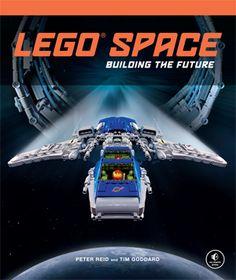 Three Lego Books to Inspire and Explain