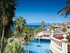 Gran Hotel Bahia del Duque in Costa Adeje. Spain Luxury Holidays