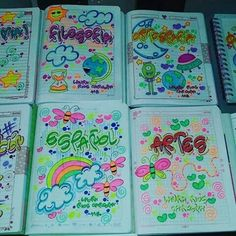 Tribal Animals, Back 2 School, My Notebook, Caligraphy, Lettering, K2, My Love, Illustration, Pictures