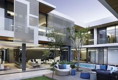 Contemporary Design in Johannesburg, South Africa by Antoni Associates