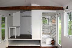 Minim | Brevard Tiny House