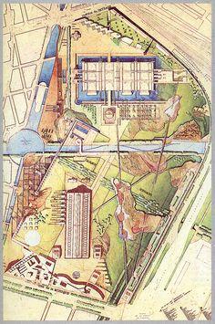 Michel Corajoud. L'invention du parc. Graphite 1984: 179
