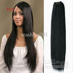 Hair Weft Extensions 100% Brazilian Virgin Human Hair Straight Hair 500g/Fusion Hair Extensions For Sale Fusion Hair Extensions Ottawa From Seashine001, $79.45| Dhgate.Com