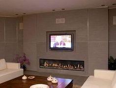 Modern Fireplaces