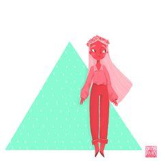 Triangle -Ilustration- on Behance
