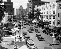 1934- Flagler Street