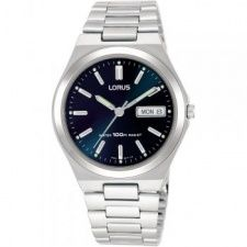 Lorus Gent's Stainless Steel Watch RXN17BX9