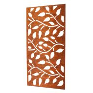 Whites Outdoor 1800 x 900mm Oxy-Shield Leaf Screen Panel | Bunnings Warehouse