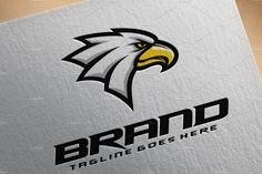 Eagle Logo V.3 , #Easy#names#edit#size