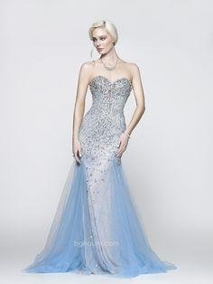 BG Haute Spring/Prom 2014 style #G3501 Light Blue. www.bghaute.com  #prom2014