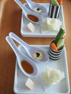 プラレンゲのカフェ風見せ。キモは重ね使い。 - mamagirl | ママガール Soup, Tableware, Dinnerware, Dishes, Soups, Soup Appetizers