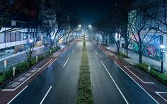 """Omotesandō, Tokyo"" by Teruo Araya, via 500px."