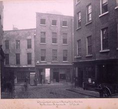Wormwood Gate, Dublin, 1888. Ireland Pictures, Old Pictures, Old Photos, Dublin Street, Dublin City, Irish Independence, Photo Engraving, Kingdom Of Great Britain, Dublin Ireland