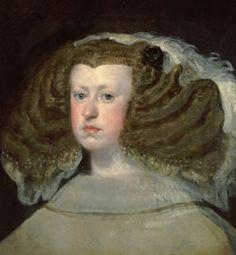 Mariana of Austria, Queen of Spain : Diego Velázquez, 1656 Infanta Margarita, Spanish Painters, Spanish Artists, Austria, San Antonio Abad, Diego Velazquez, Italian Artist, Museum, Queen