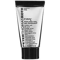 Peter Thomas Roth FIRMx Peeling Gel, .5 oz (DLX Travel Size) by Peter Thomas Roth *** Startling review available here  : Travel toiletries