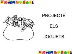 PROJECTE  ELS  JOGUETS