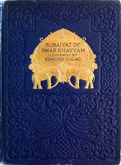 Cover of Rubáiyát of Omar Khayyám