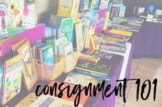 Learn about how consignment works at Usborne Books & More. This is a great perk to have inventory on hand for book fairs and booths.
