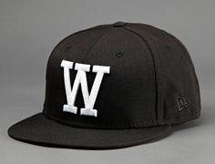 WESC x NEW ERA 「W」59Fifty Fitted Baseball Cap
