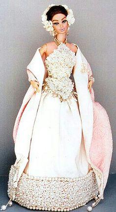 Panamanian Barbie