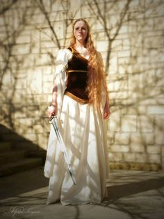 A beautiful Eowyn cosplay from Lord of the Rings! - 12 Eowyn, Arwen, and Tauriel Cosplays
