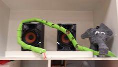 Serpent papier toilette
