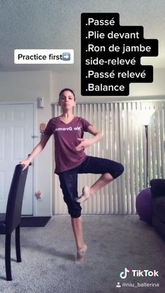 Ballet Dance Videos, Dance Choreography Videos, Dance Tips, Dance Poses, Ballet Dancers, Acro Dance, Ballet Feet, Ballet Class, Gymnastics Videos