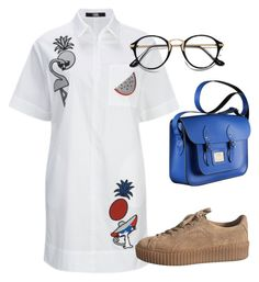 """Geek cool."" by elisaalarcon on Polyvore"