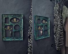 Handmade wall keys holder <3