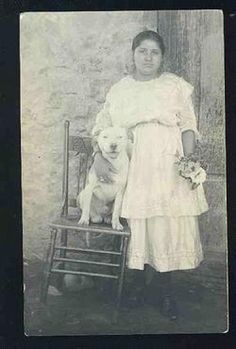 Old Pictures of Pit Bull Dogs