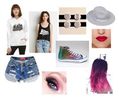 """""""5SOS"""" by karsyndc ❤ liked on Polyvore featuring Lack of Color"""