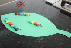 There are so many really cute and clever The Very Hungry Caterpillar Crafts and Activities. This is perfect for Eric Carle Day on March Eric Carle, Toilet Roll Art, Bug Activities, Reading Activities, Summer Activities, The Very Hungry Caterpillar Activities, Art For Kids, Crafts For Kids, M Craft