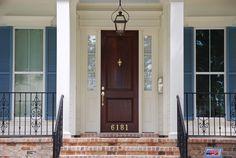 Exterior Doors, Garage Doors, Farmhouse, Outdoor Decor, Home Decor, Decoration Home, Outdoor Gates, Room Decor, External Doors