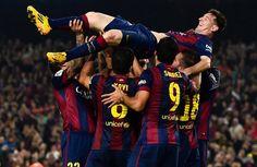 El homenaje a Messi de la LFP ya tiene fecha: el 11 de enero contra el Atleti