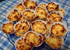 Portuguese Desserts, Portuguese Recipes, Cake Recipes, Dessert Recipes, Mini Cakes, Coffee Break, Biscuits, Muffins, Deserts