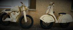 Txirbil artean: Nuevas motos