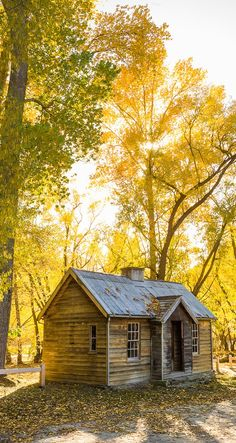 Historic cottage - Arrowtown - NZ   http://www.viewretreats.com/south-island-luxury-accommodation?param=true #travel