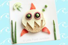https://flic.kr/p/ojgzci | Shark sandwich | www.littlefoodjunction.com/2014/07/shark-on-my-plate.html...