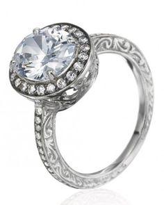 Engagement Rings | Martha Stewart Weddings