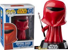 Star Wars - Imperial Guard Pop! Vinyl Bobble Head Figure