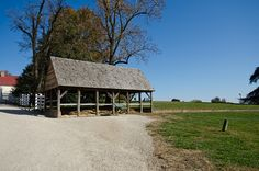 Mount Vernon Dung Repository